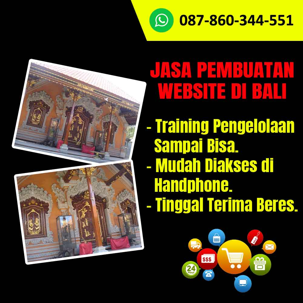 Jasa Pembuatan Website Ukiran Rumah Bali