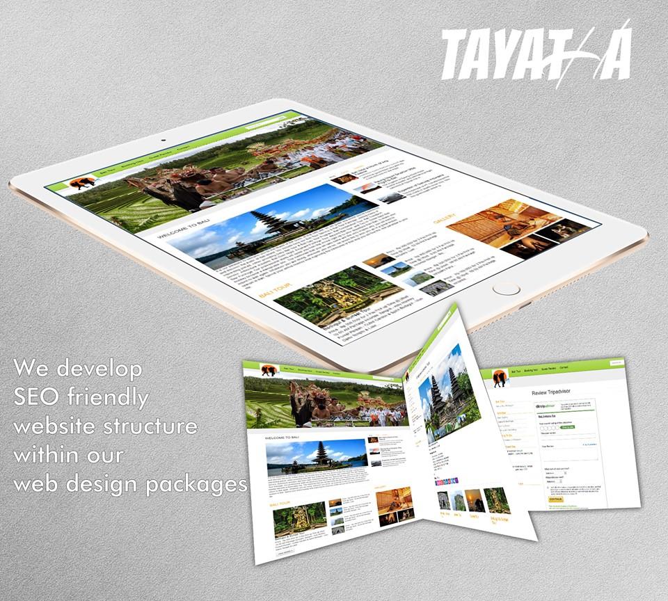 Harga Pembuatan Website Travel Di Bali