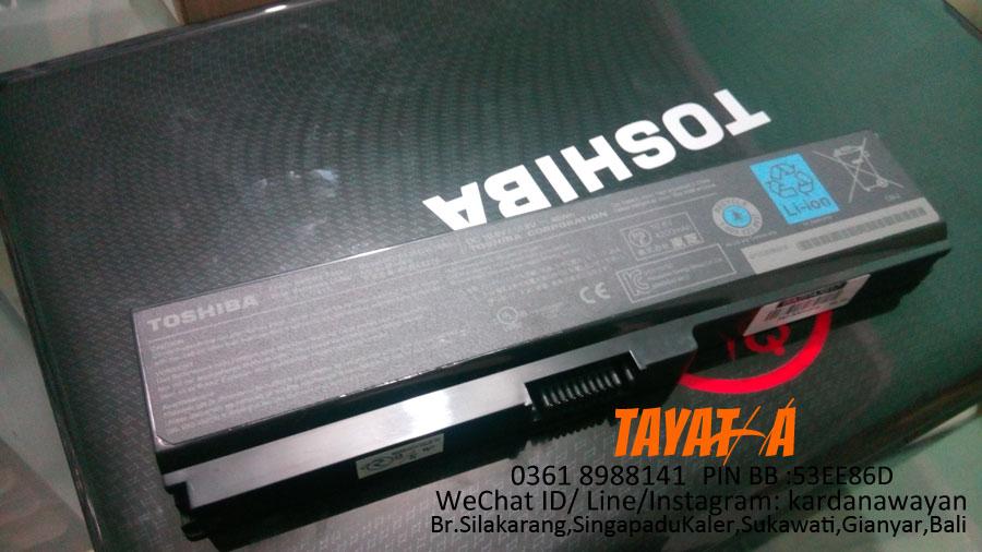 Jual Baterai Laptop Asus Acer Axioo Toshiba Lenovo HP Original Di Gianyar Bali