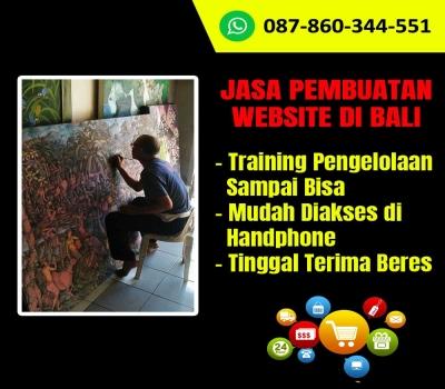 Jasa Pembuatan Website Untuk Lukisan Di Bali