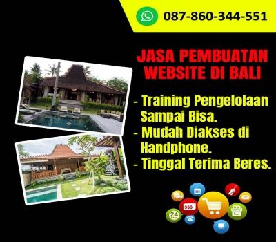 Jasa Pembuatan Website Rumah Joglo Di Bali