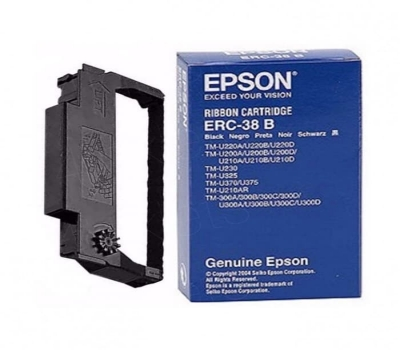 Ribbon Catridge Printer Epson kasir LQ LX TMU 220 Original
