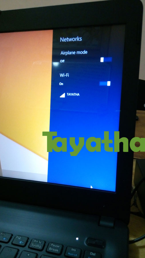 wifi tidak terdeteksi di laptop acer z1402-c4hs PART 2 (solved) + driver